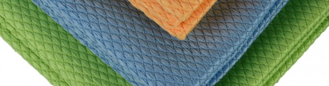 Mikro Teknolojili Temizlik Bezleri Mikrofiber Bezlere Yakından Bakış