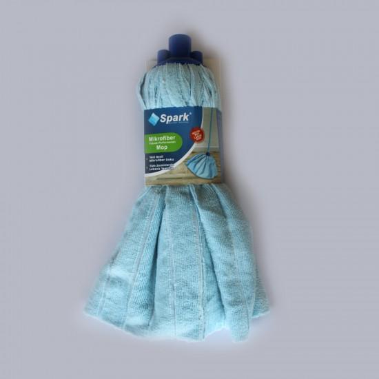 Spark Mikrofiber Paspas Mavi Büyük Boy