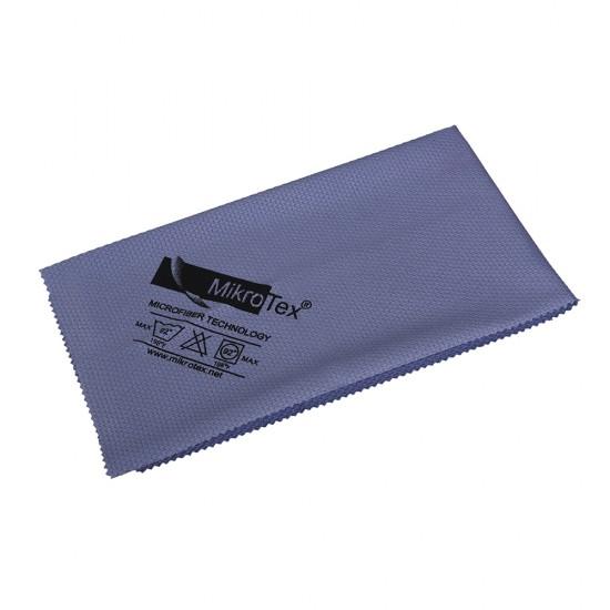 Mikrotex Mikrofiber Toz Bezi Mavi 40 x 50 CM
